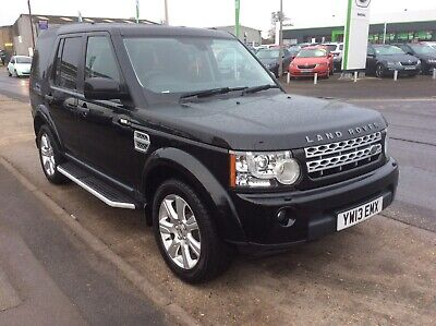 LANDROVER DISCOVERY 4sdvs 3.0 hse