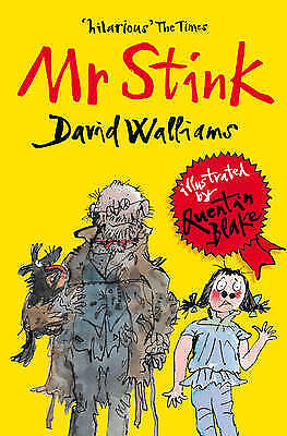 Mr Stink by David Walliams, Paperback Book, Good, FREE & Fast Delivery