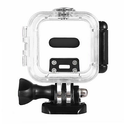 Portable 45m Underwater Waterproof Cover Housing + Base For GoPro Hero 4 Session