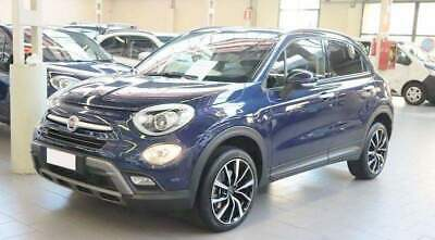 FIAT 500X 2.0 MultiJet 140 CV AT9 4x4 City Cross