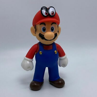NEW Super Mario Odyssey Plastic Action Figure Toy Doll Gifts 5""