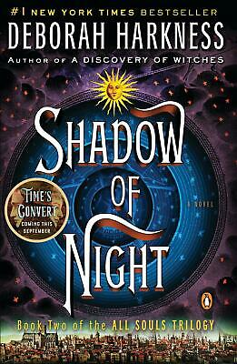 Shadow of Night by Deborah Harkness (English) Paperback Book Free Shipping!