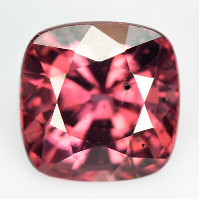 5.42Ct NATURAL BEAUTIFUL PINK ZIRCON HEATED FROM CAMBODIA