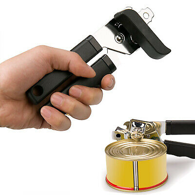 Pro Manual Can Tin Bottle Opener Kitchen Tool Aid Stainless Steel Multifunction