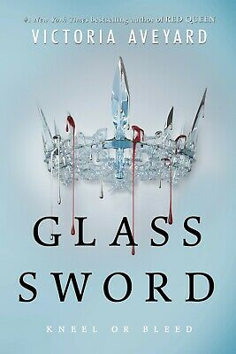 Glass Sword (Red Queen Book 2)📧⚡Email Delivery(10s)⚡📧