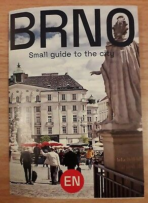 BRNO Czech Republic Small Guide To The City NEW