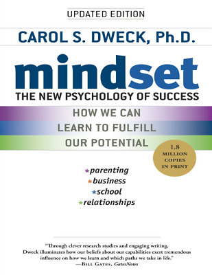 Mindset: The New Psychology of Success (Electronic book only)