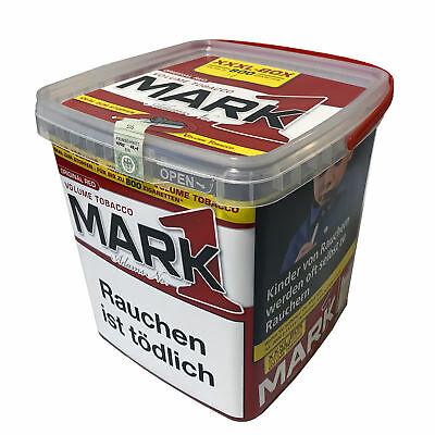 Mark Adams No. 1 Volumentabak XXXL-Eimer / Box