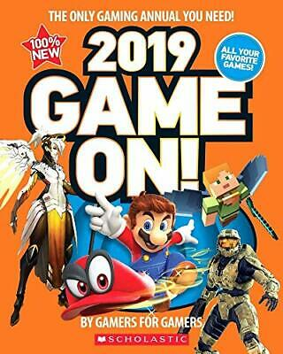 Game On! 2019: All the Best Games: Awesome Facts and Coolest Secrets by Schol…