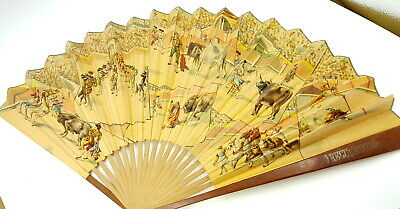 Antique Spanish Fan