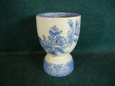 "Copeland Spode Blue Camilla Old Mark 3 1/2"" Large Double Egg Cup(s)"