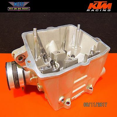 2011 KTM 250 XCF-W SXF OEM Cylinder Head Motor Dome Top End Core 77036020444