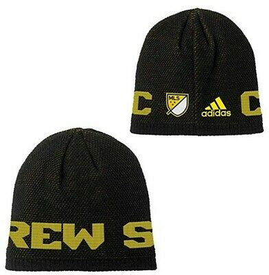 e856ada4449 CHICAGO FIRE ADIDAS MLS Cuffless Knit Hat Beanie - Brand New w  Tags ...