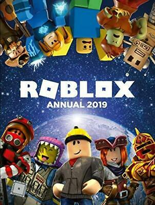 Roblox Annual 2019 by UK, Egmont Publishing, Hardcover Book, New, FREE & Fast De