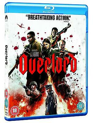 OVERLORD (2018) Action, Adventure, Horror, D-Day, J.J. Abrams - RgFree  BLU-RAY