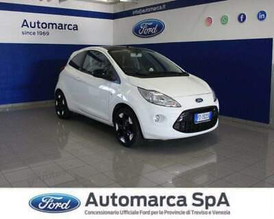 FORD Ka 1.2 8V 69 CV Black&White Edition