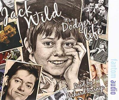 It's a Dodger's Life by Wild, Jack, Audio CD Book, New, FREE & Fast Delivery!