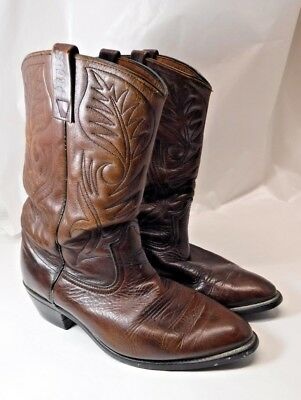 VTG Red Wing boots Leather Pecos Engineer Western  Mens Size 10 D USA cowboy