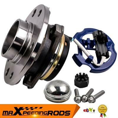 Moyeu roue roulement de roue pour Opel ASTRA G f35 f69 Zafira a f75 ABS 5 trous
