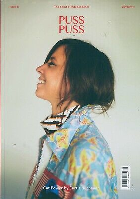 Puss Puss Magazine - Issue 8 - Fashion, Lifestyle & Cats - Cover B