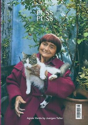 Puss Puss Magazine - Issue 8 - Fashion, Lifestyle & Cats - Cover C