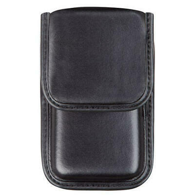"Bianchi 25169 AccuMold Elite Plain Black Smartphone Case H&L 1.5"" Belt"