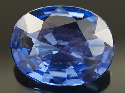Natural Mine - Oval Rich Blue Ceylon Sapphire 1.86 Ct.