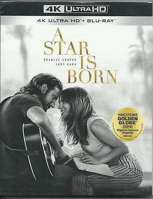 A star is born 4K Ultra HD (2018) 2 Blu Ray