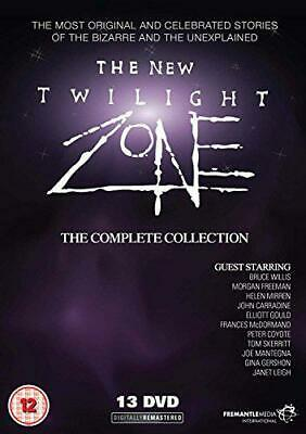 The New Twilight Zone: Complete 80's Box Set [DVD], New, DVD, FREE & Fast Delive