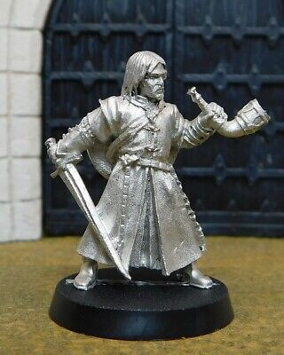 BOROMIR FELLOWSHIP - Lord Of The Rings Metal Figure(s)