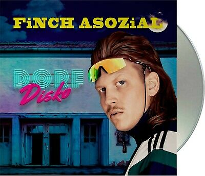 "Finch Asozial ""dorfdisko"" CD NEU Album 2019"
