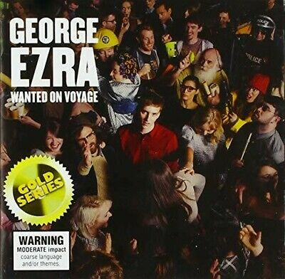 George Ezra - Wanted On Voyage (Gold Series) [New CD] Deluxe Ed, Australia - Imp