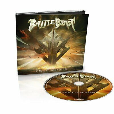 Battle Beast - No More Hollywood Endings Digipak CD 22.03.19 VVK / pre sale