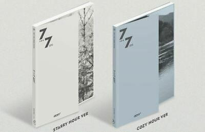"KPOP GOT7 7th Album Present Edition ""7 for 7"" Starry Hour Ver - 1Photobook + 1CD"