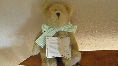 BOYDS H.B./'S Heirloom Series JARED plush BEAR NEW w// tag 500073