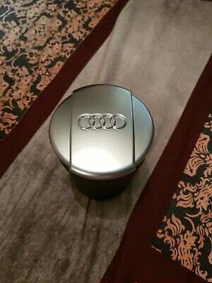 Genuine Audi Coin Holder Storage Cup Ashtray Cup Never Used.