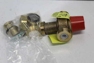 Lot of 2- Watts Hot Water Valve 3/4in. 3/4 LF1170M2-US