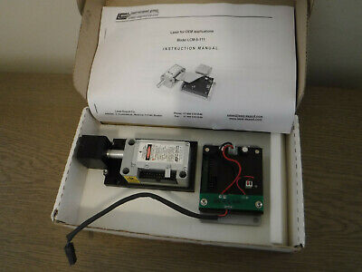 Laser-Compact Group LCM-S-111 Laser - Used