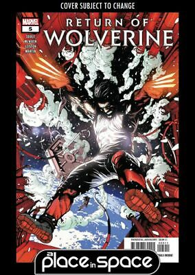 Return Of Wolverine #5A (Wk08)