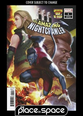 Age Of X-Man: Amazing Nightcrawler #1B - In-Hyuk Lee Connecting Variant (Wk08)