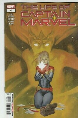 Life of Captain Marvel #4  Marvel 2018 1st Print Carol Danvers NM