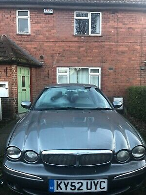 Jaguar X type 2.5