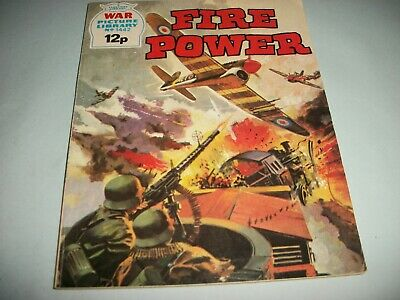 1977  War Picture Library comic no. 1442