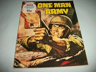 1979  War Picture Library comic no. 1654
