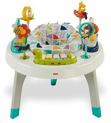 Fisher Price FISHER-PRICE 2-IN-1 SIT TO STAND ACTIVITY CENTER Nouveau