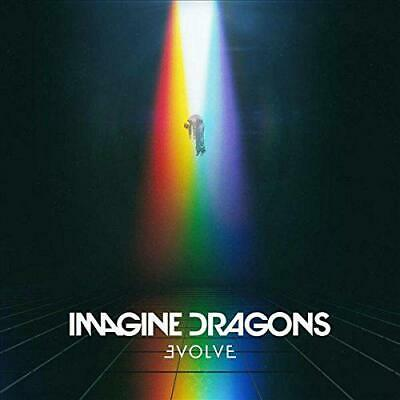 Evolve, Imagine Dragons, Audio CD, New, FREE & FAST Delivery