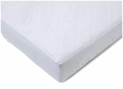Breathable Baby 3 IN 1 MATTRESS PROTECTOR - COT Baby Child Waterproof BN