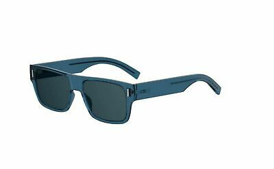 a123022468 AUTHENTIC CHRISTIAN DIOR Fraction 4 0PJP A9 Blue Sunglasses ...