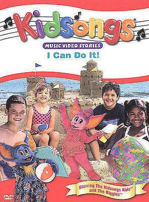 Kidsongs - I Can Do It DVD