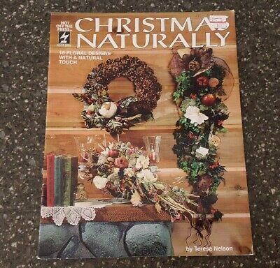 Christmas Naturally Floral Designs buy Hot Off The Press HOTP 2009